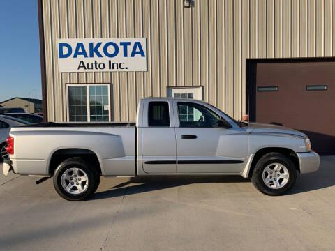 2007 Dodge Dakota for sale at Dakota Auto Inc. in Dakota City NE