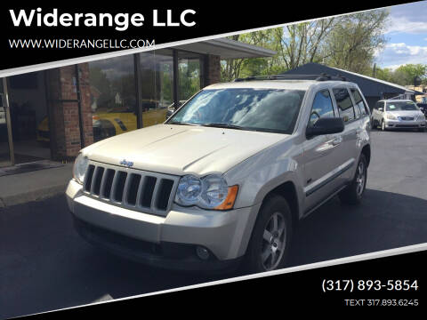 2008 Jeep Grand Cherokee for sale at Widerange LLC in Greenwood IN