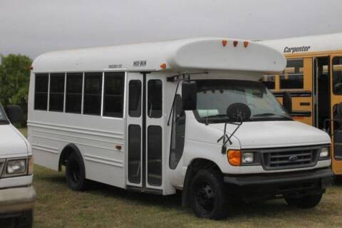 2006 Ford MID BUS for sale at Global Bus Sales & Rentals in Alice TX