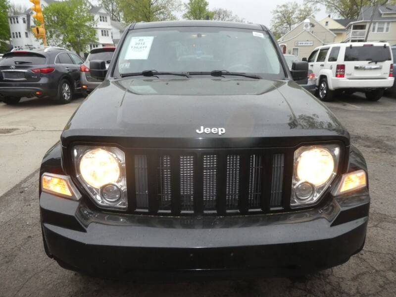 2012 Jeep Liberty for sale at Wheels and Deals in Springfield MA