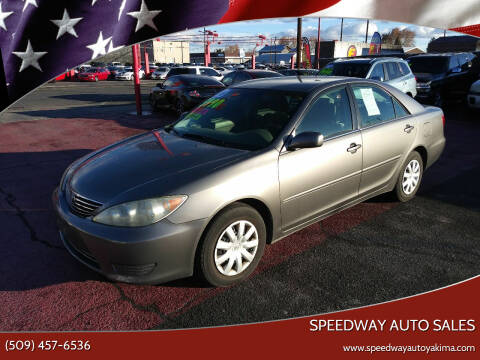 2006 Toyota Camry for sale at Speedway Auto Sales in Yakima WA