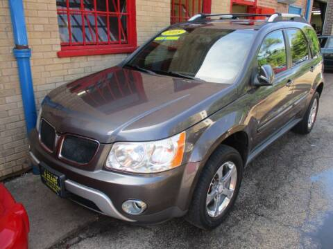 2008 Pontiac Torrent for sale at 5 Stars Auto Service and Sales in Chicago IL