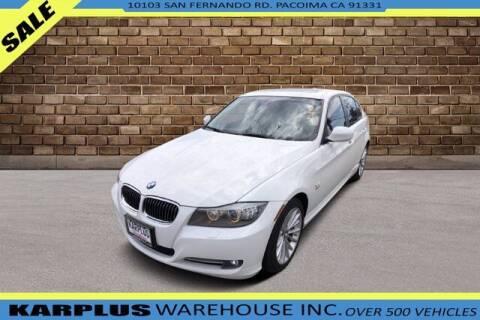 2011 BMW 3 Series for sale at Karplus Warehouse in Pacoima CA