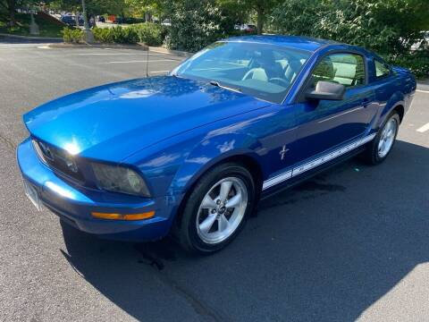 2007 Ford Mustang for sale at Car World Inc in Arlington VA