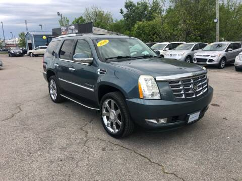 2008 Cadillac Escalade for sale at LexTown Motors in Lexington KY