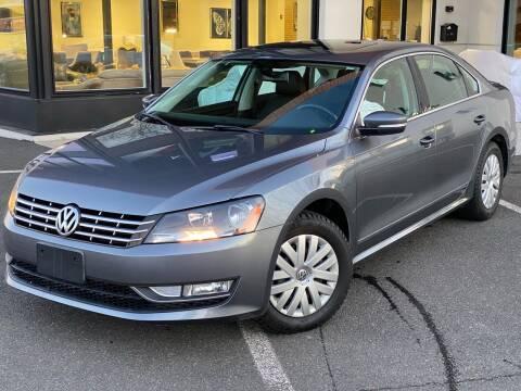 2014 Volkswagen Passat for sale at MAGIC AUTO SALES in Little Ferry NJ