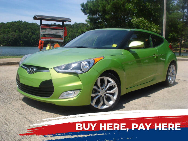 2012 Hyundai Veloster for sale at Car Store Of Gainesville in Oakwood GA