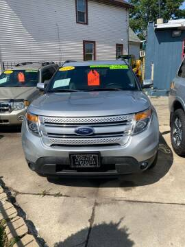 2014 Ford Explorer for sale at GONZALEZ AUTO SALES in Milwaukee WI