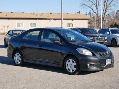 2009 Toyota Yaris for sale at Park Place Motor Cars in Rochester MN
