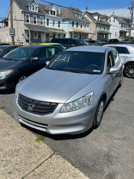 2011 Honda Accord for sale at Butler Auto in Easton PA