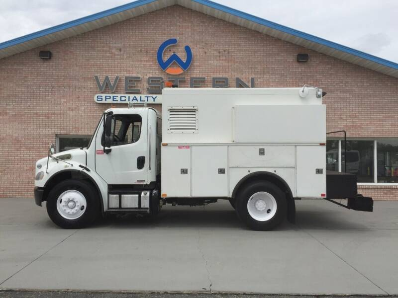 2011 Freightliner M2 Service Truck for sale at Western Specialty Vehicle Sales in Braidwood IL