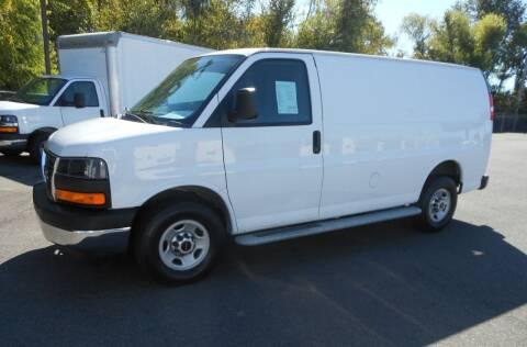 2017 GMC Savana Cargo for sale at Benton Truck Sales - Cargo Vans in Benton AR