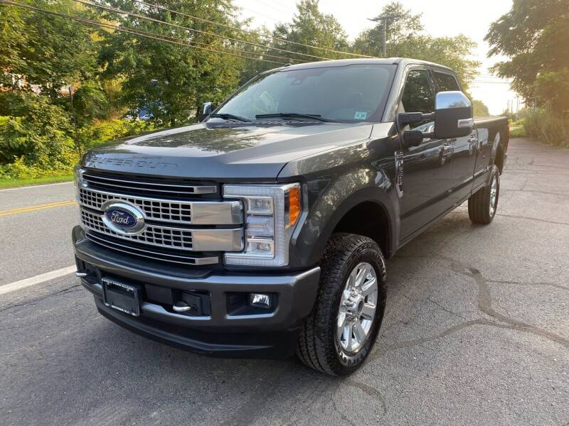 2017 Ford F-250 Super Duty for sale at Advanced Fleet Management in Bloomfield NJ