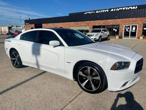 2013 Dodge Charger for sale at Motor City Auto Auction in Fraser MI