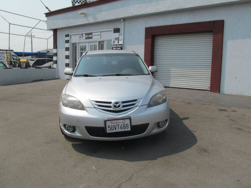 2006 Mazda MAZDA3 for sale at Dealer Finance Auto Center LLC in Sacramento CA