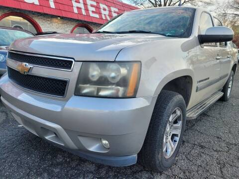 2007 Chevrolet Avalanche for sale at Ace Auto Brokers in Charlotte NC