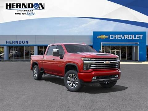 2021 Chevrolet Silverado 2500HD for sale at Herndon Chevrolet in Lexington SC