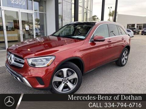 2020 Mercedes-Benz GLC for sale at Mike Schmitz Automotive Group in Dothan AL