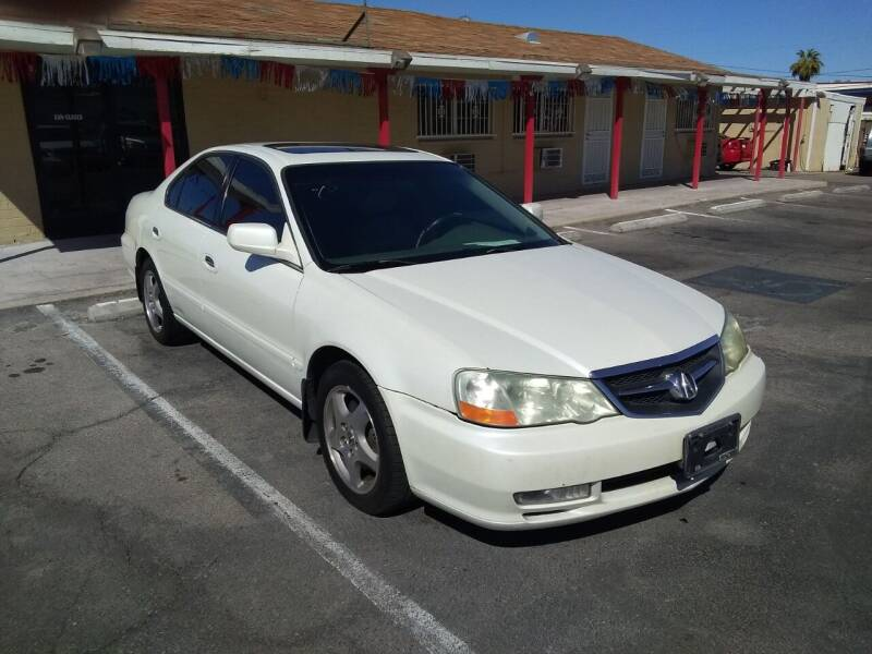 2003 Acura TL for sale at Car Spot in Las Vegas NV