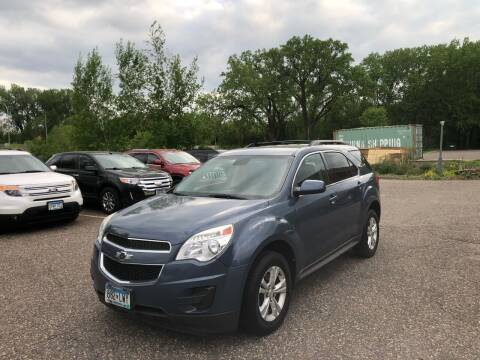 2012 Chevrolet Equinox for sale at Family Auto Sales in Maplewood MN