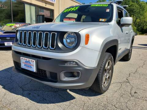 2015 Jeep Renegade for sale at Auto Wholesalers Of Hooksett in Hooksett NH