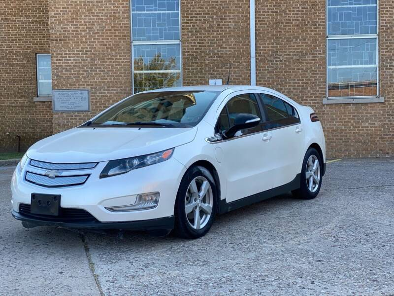 2013 Chevrolet Volt for sale at Auto Start in Oklahoma City OK