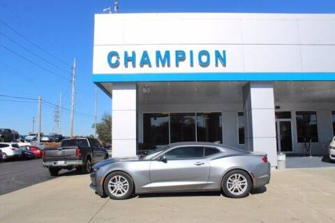 2019 Chevrolet Camaro for sale at Champion Chevrolet in Athens AL
