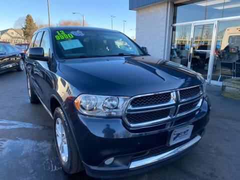 2013 Dodge Durango for sale at Streff Auto Group in Milwaukee WI