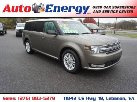 2013 Ford Flex for sale at Auto Energy in Lebanon VA
