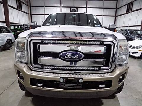 2011 Ford F-250 Super Duty for sale at Texas Motor Sport in Houston TX