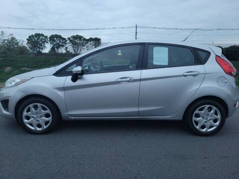 2013 Ford Fiesta for sale at Dulles Motorsports in Dulles VA