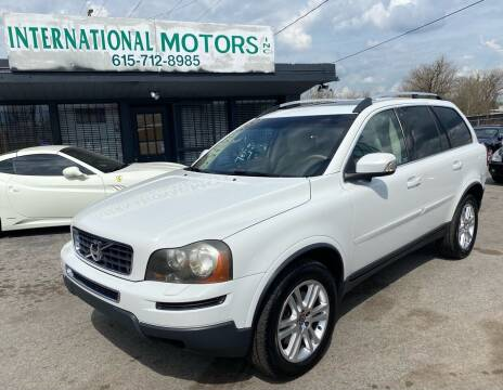 2011 Volvo XC90 for sale at International Motors Inc. in Nashville TN