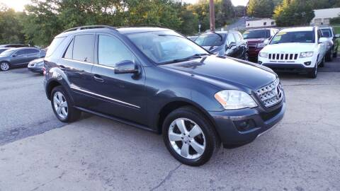 2011 Mercedes-Benz M-Class for sale at Unlimited Auto Sales in Upper Marlboro MD