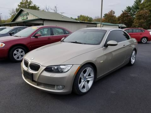 2008 BMW 3 Series for sale at Ridgeway's Auto Sales in West Frankfort IL