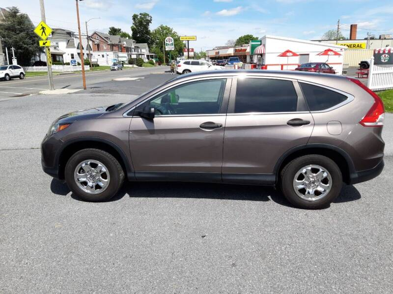 2013 Honda CR-V for sale at Automotive Fleet Sales in Lemoyne PA