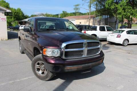 2005 Dodge Ram Pickup 1500 for sale at SAI Auto Sales - Used Cars in Johnson City TN