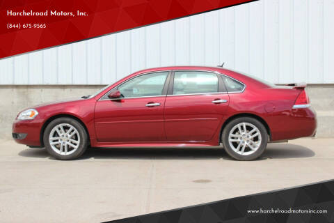 2011 Chevrolet Impala for sale at Harchelroad Motors, Inc. in Imperial NE