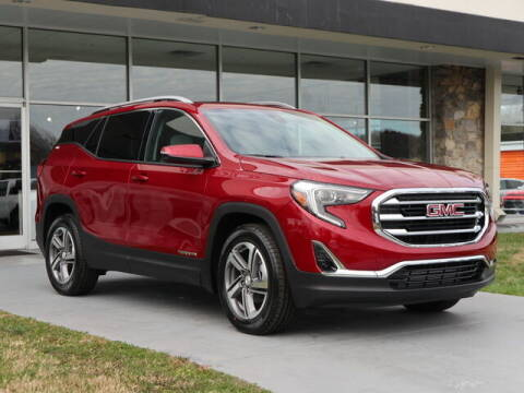 2021 GMC Terrain for sale at RUSTY WALLACE CADILLAC GMC KIA in Morristown TN