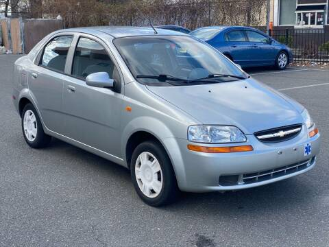 2004 Chevrolet Aveo for sale at MAGIC AUTO SALES in Little Ferry NJ