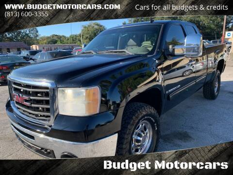 2007 GMC Sierra 2500HD for sale at Budget Motorcars in Tampa FL