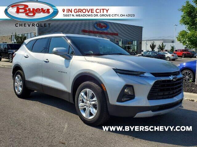 2020 Chevrolet Blazer for sale in Grove City, OH