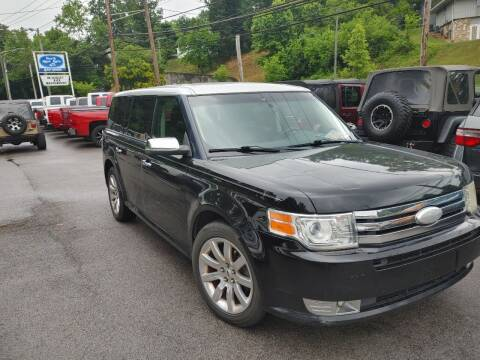 2012 Ford Flex for sale at North Knox Auto LLC in Knoxville TN
