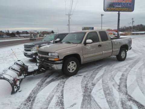 1999 Chevrolet Silverado 1500 for sale at Pepp Motors in Marquette MI