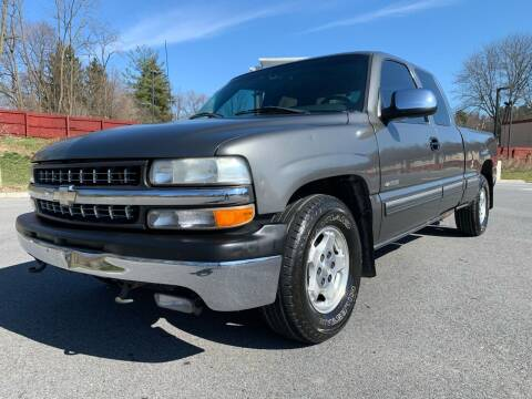 2000 Chevrolet Silverado 1500 for sale at Auto Warehouse in Poughkeepsie NY