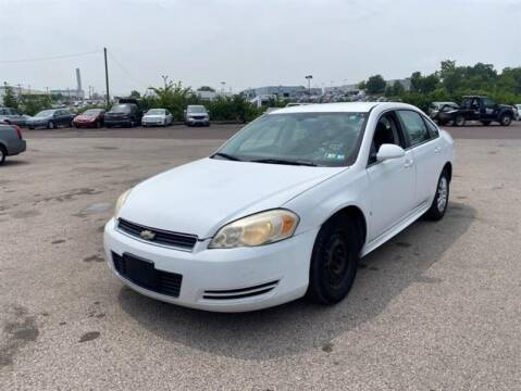 2010 Chevrolet Impala for sale at Jeffrey's Auto World Llc in Rockledge PA