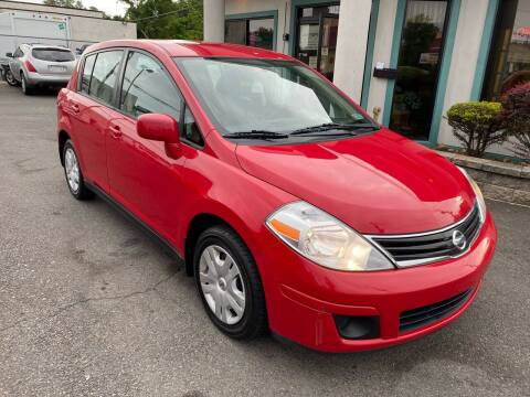 2012 Nissan Versa for sale at Autopike in Levittown PA