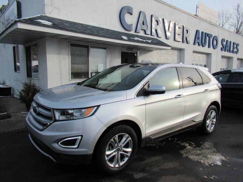 2017 Ford Edge for sale at Carver Auto Sales in Saint Paul MN