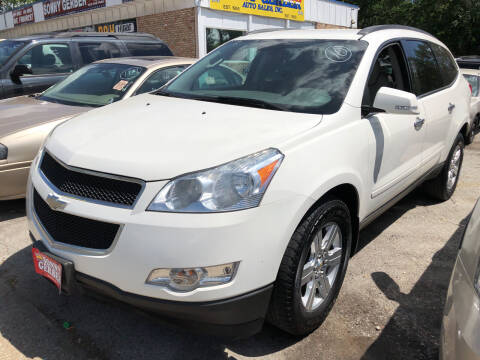 2012 Chevrolet Traverse for sale at Sonny Gerber Auto Sales in Omaha NE