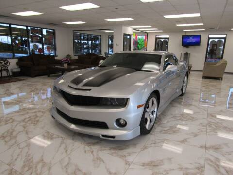 2010 Chevrolet Camaro for sale at Dealer One Auto Credit in Oklahoma City OK