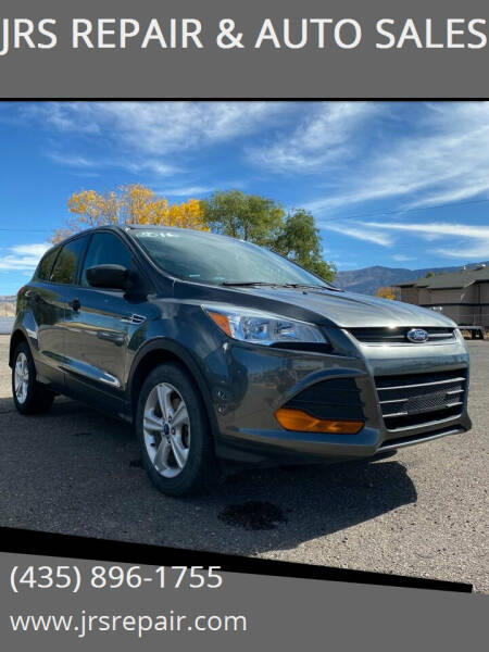 2016 Ford Escape for sale at JRS REPAIR & AUTO SALES in Richfield UT